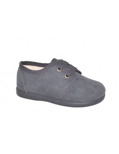 blucher serratex cordon falla, gris.