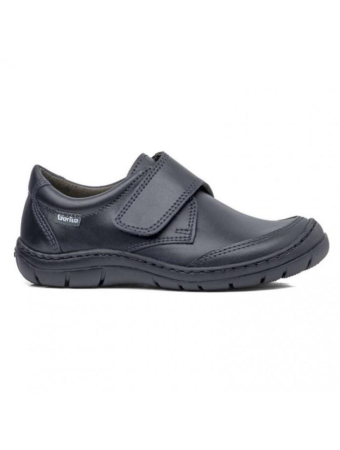 447ea2d18 zapato colegio gorila lavable Talla 25 Color NEGRO