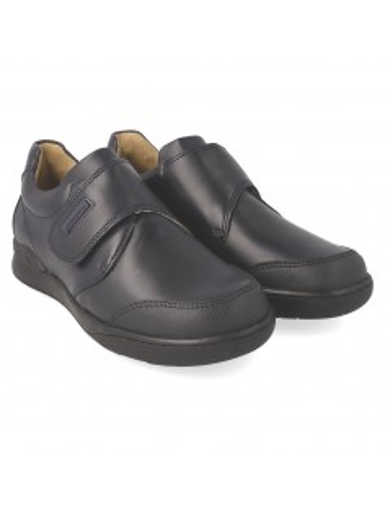 70ccd7b1b78 ... Zapato colegial niño biomecanics con velcro 161129 marino 2