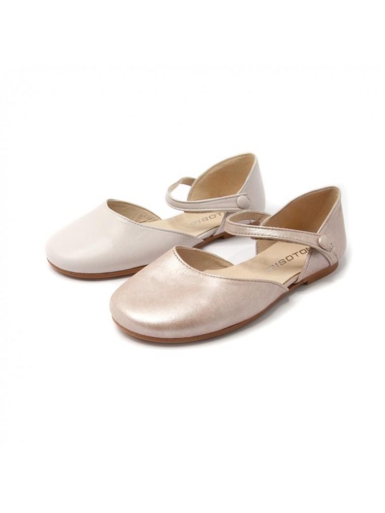 zapato ceremonia correa boton